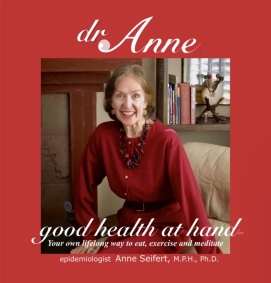 Fight COVID-19: Dr.Anne Good Health at Hand book targets losing the 'quarantine 15' and boosts health