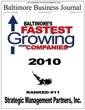 Strategic Management Partners, Inc. – Fastest Growing Private Companies