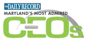 John Collard Honored With Maryland's Most Admired CEO Award