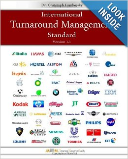 International Turnaround Management Standard (ITMS) honors John M. Collard