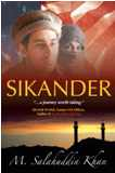 M. Salahuddin Khan, debut author of highly acclaimed novel SIKANDER took top honors at the Los Angeles Book Festival for 2010