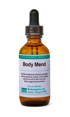 Body Mend, Keep It Available, My Real Health