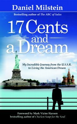 17 Cents and a Dream ranked No. 1 on Amazon's list of the best-selling Kindle eBooks in the Business & Entrepreneurship category