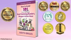 Colorado Author Wins 8 national book Awards