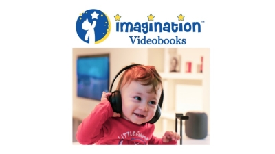 Imagination Videobooks Wins Special Recognition Award in Support of Literacy for Blind Children