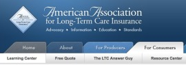 Federal Long-Term Care Insurance comparisons at www.aaltci.org