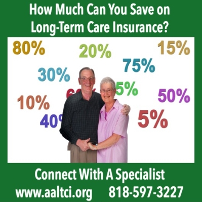 Save long term care insurance costs