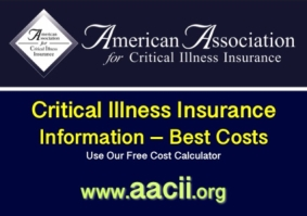 critical illness insurance information rates