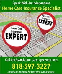 Home care insurance experts