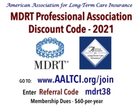 MDRT Professional Association discount code