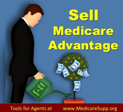 Sell Medicare Advantage plans