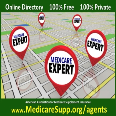 Medicare insurance agents brokers near me