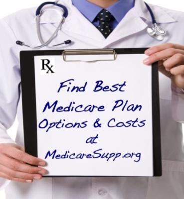 Fine best Medicare insurance costs