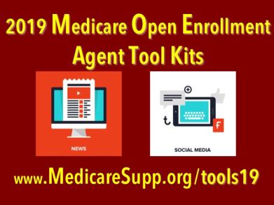2019 Medicare Open Enrollment Marketing Tools