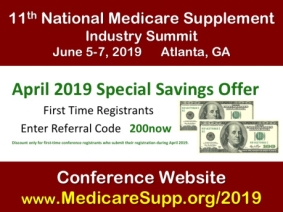 Medicare Supplement convention www.medicaresupp.org/2019
