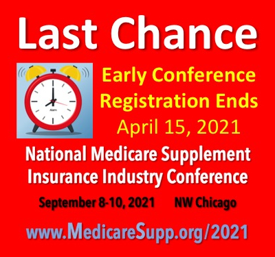 Medicare Supplement insurance industry conference 2021