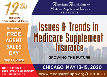 Medicare supplement insurance conference - Chicago 2020