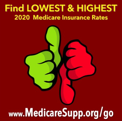 Best Medicare Insurance prices costs at www.MedicareSupp.org/go
