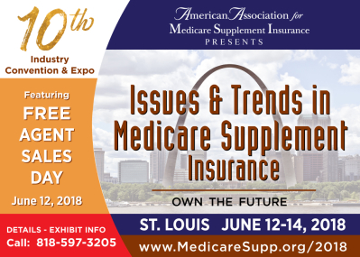 2018 Medicare Supplement Medigap industry conference convention