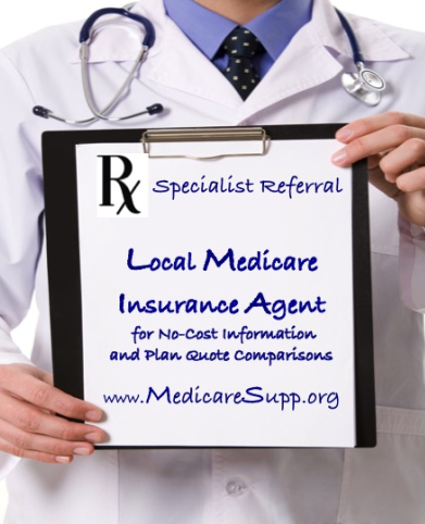 Find Medicare Insurance Agents at www.MedicareSupp.org