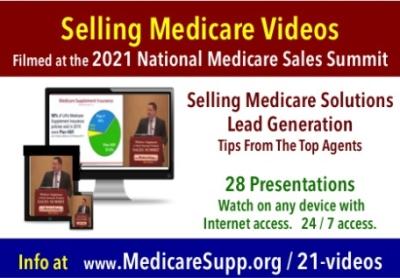 Selling Medicare insurance sales training videos