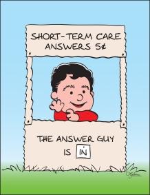 Short-term care insurance expert Jesse Slome