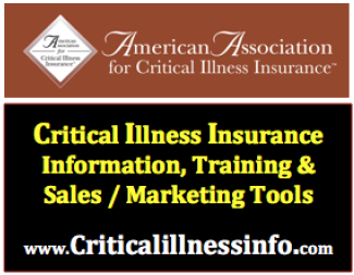 Critical illness insurance information from CI Association