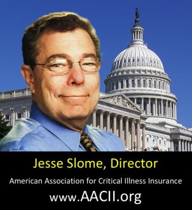 Critical Illness Insurance Association Director, Jesse Slome