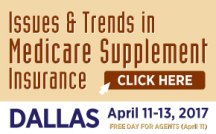 2017 Medicare Supplement Conference Dallas April 2017