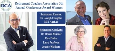 Retirement Coaches Association 2021 Conference
