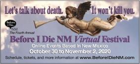 Before I Die NM VIRTUAL Festival