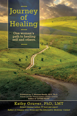 Journey of Healing Cover