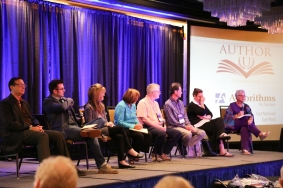 The AuthorYOU Pitch Fest- Where Serious Authors go for the Chance to Have Their Story Be Told.