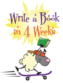 The Book Shepherd Gives Her Guide to Writing a Book in FOUR WEEKS