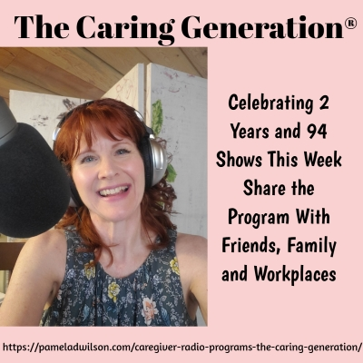 Celebrating 2 Years, 94 Shows & 94 Caring Expert Interviews