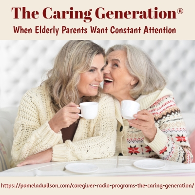 What to Do When Elderly Parents Want Attention