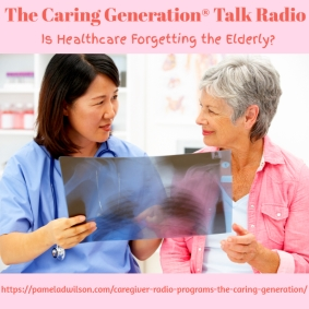 Is Healthcare Forgetting the Elderly?