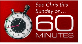 Dr. Chris DeArmitt Speaks to Scott Pelley on 60 Minutes