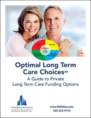 Optimal Long Term Care Choices