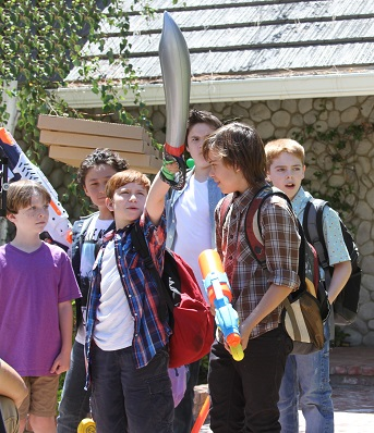 "Still photo from ""How to Beat a Bully"""