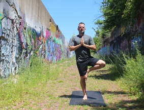 Yoga Equipment for Men by Yeoman Gear