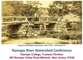 Ramapo River Watershed Conference