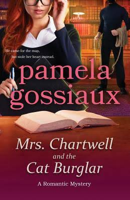 Mrs. Chartwell and the Cat Burglar is Free on KINDLE