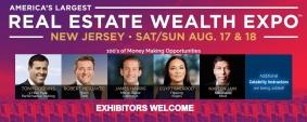 2019 Real Estate Wealth Expo Invites Exhibitors