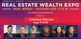 Exhibitors to Meet 1,000s of New Clients at 2019 Real Estate Wealth Expo In New Jersey