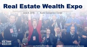 Real Estate Wealth Expo in Austin, Texas, Invites Exhibitors