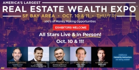 San Francisco Bay Area Welcomes Companies to the Real Estate Wealth Expo