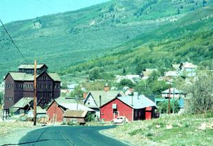 Park City, Utah, 1969