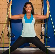 NIka Eshetu, Pilates Trainer, Sports Fitness & Patient Empowerment Advocate