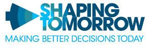 Shaping Tomorrow logo